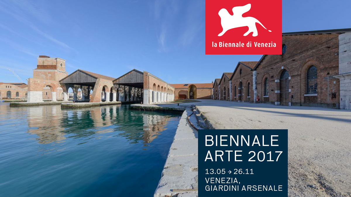Arte for Venezia mostre 2017