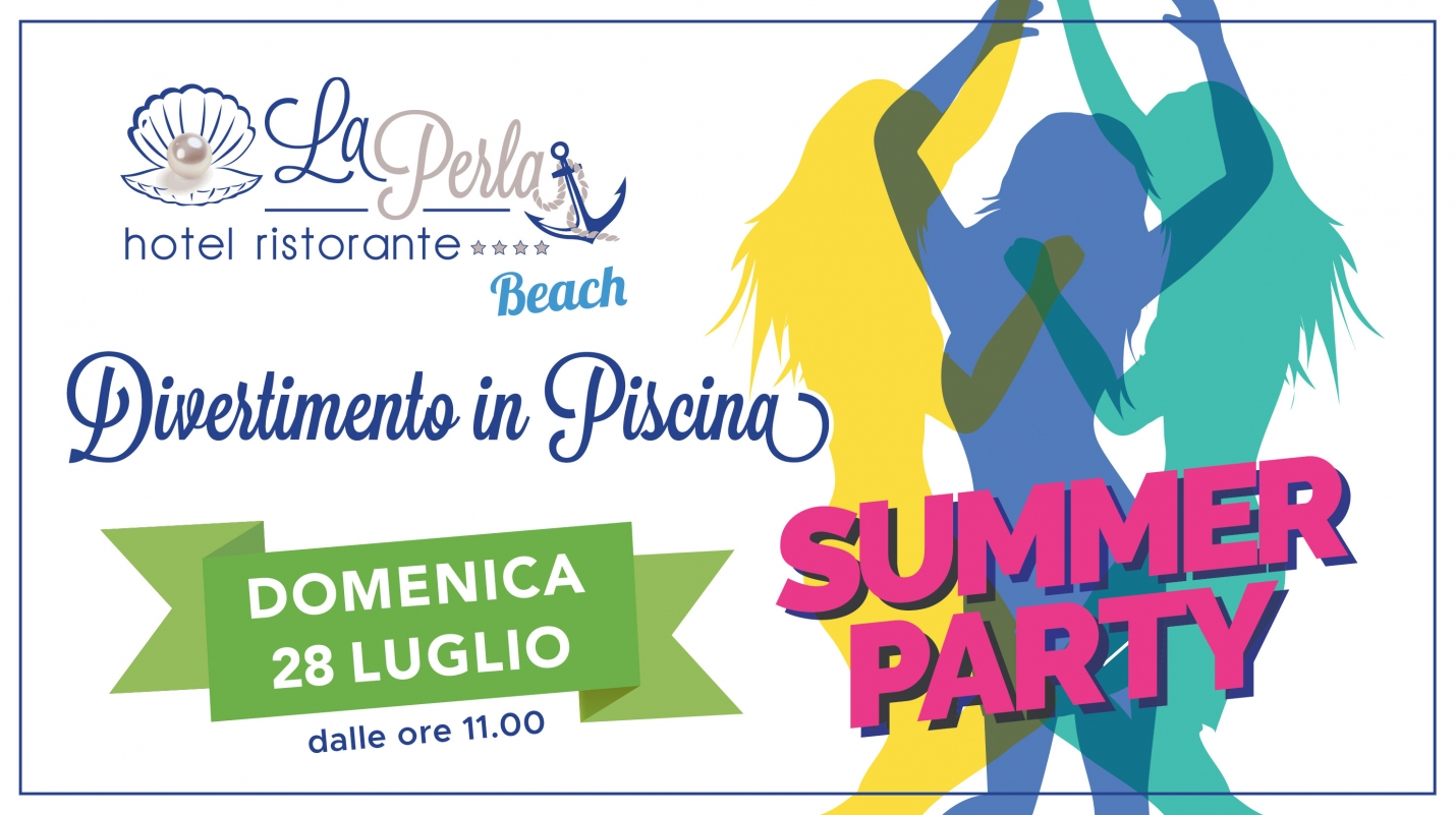 La Perla Beach: Summer Party